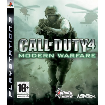 Call of Duty 4 Modern Warfare (Jauna)